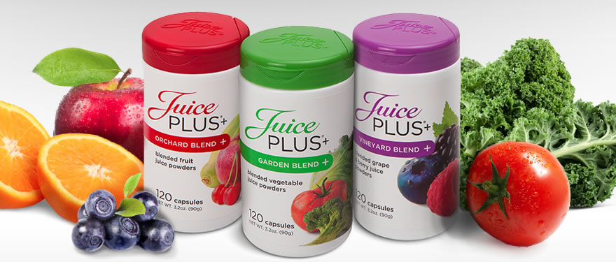 Juice Plus Whole Food Supplements